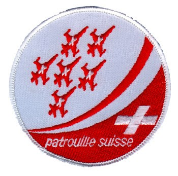Picture of Patrouille Suisse Patch