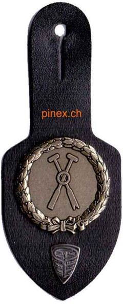 Picture of Pontoneer Breast pocket tag Swiss Army