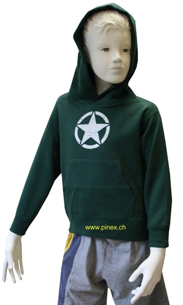 Picture of US Army Star Kinder Hoodie