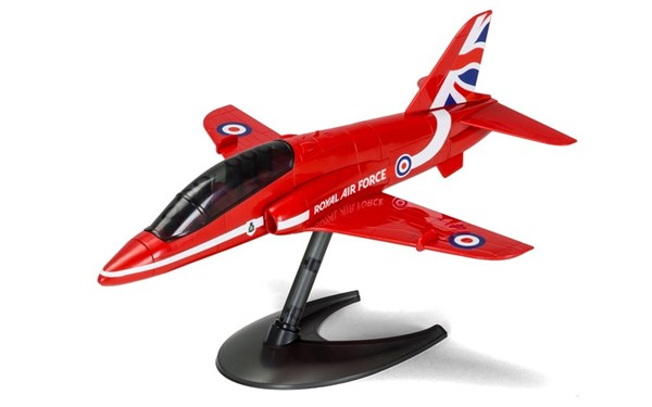 Picture of Airfix RAF Red Arrows Hawk Bausteine Bausatz