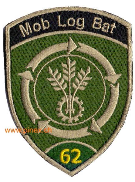 Picture of Mob Log Bat 62 grün mit Klett