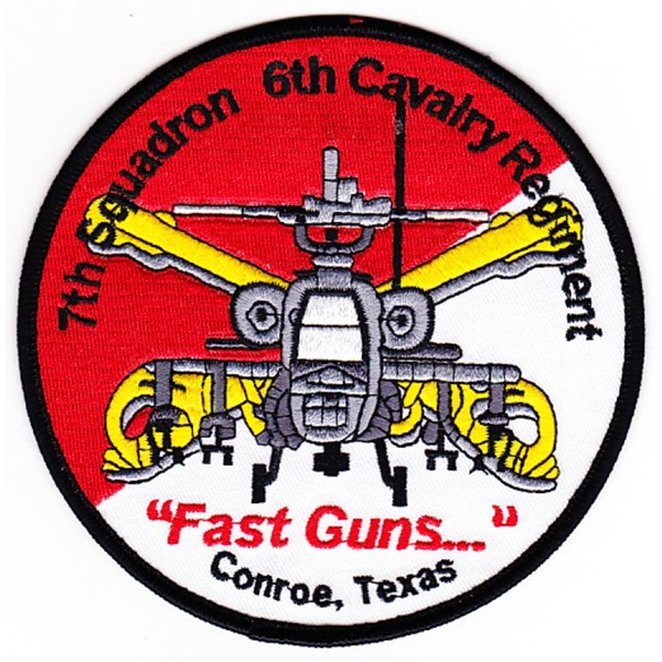 Picture of 7th Squadron 6th Cavalry Helicopter Regiment Conroe, Texas