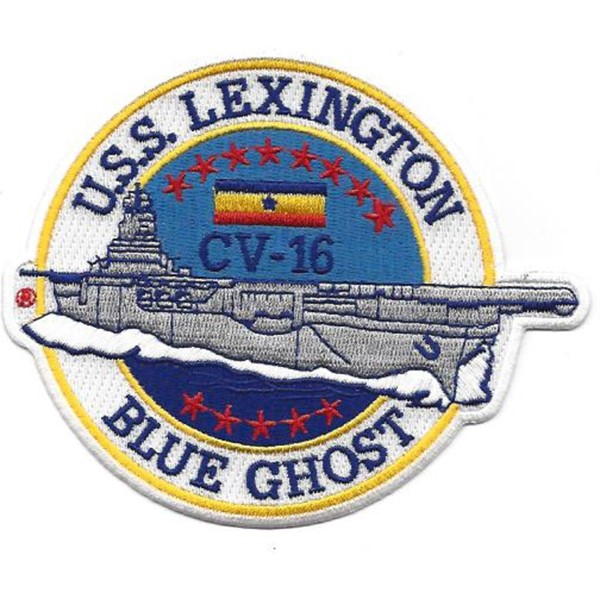 Picture of USS Lexington CV-16 Blue Ghost Flugzeugträger