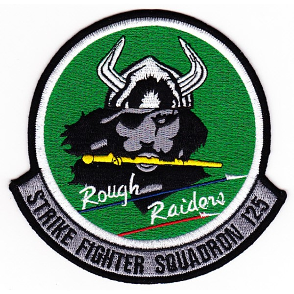 Picture of VFA-125 Rough Riders Strike Fighter Squadron