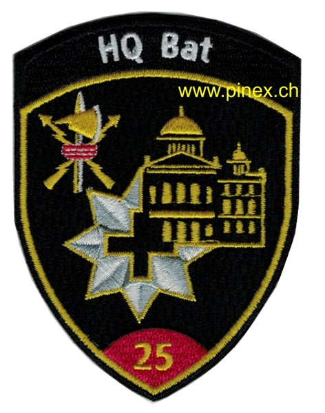 Picture of HQ Bat 25 rot ohne Klett