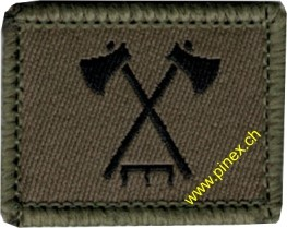Picture of Sapper Swiss Army Function Insignia