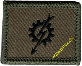 Picture of Instrument mechanic Swiss Army Function Insignia
