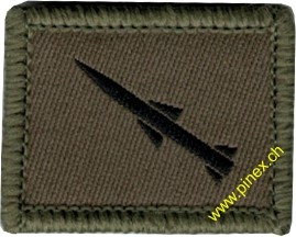 Picture of STINGER guided missile soldier Swiss Army Function Insignia