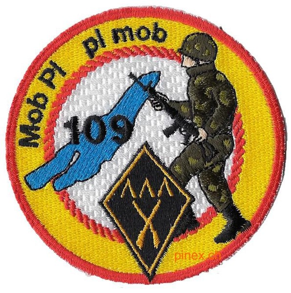 Picture of Mob Pl 10 Armee 95 Stoffaufnäher