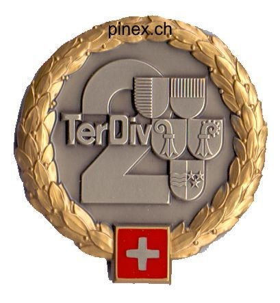 Picture of Territorialdivision 2 GOLD Béret Emblem