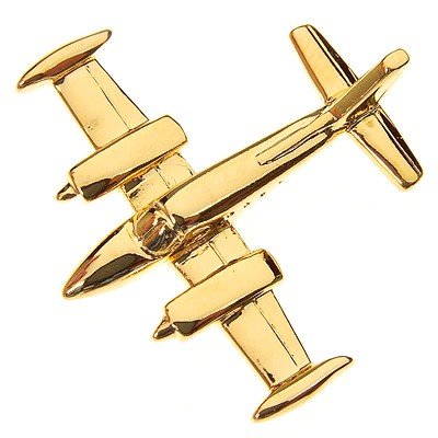 Picture of Cessna 340 Flugzeug Pin