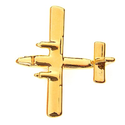 Picture of Twin Otter DHC-6 Flugzeug Pin