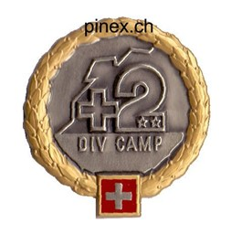 Picture of Felddivision 2 GOLD Béret Emblem