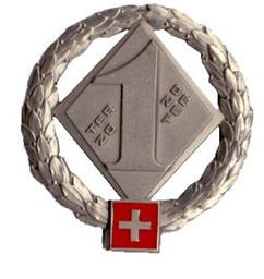 Picture of Territorialzone 1 Béret Emblem