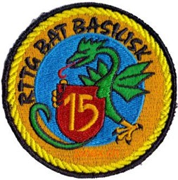 Picture of Rettungbataillon 15 Basilisk  Rand gelb