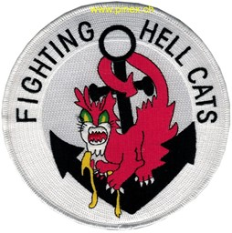 "Bild von VF-5 Patch ""Fighting Hell Cats"""
