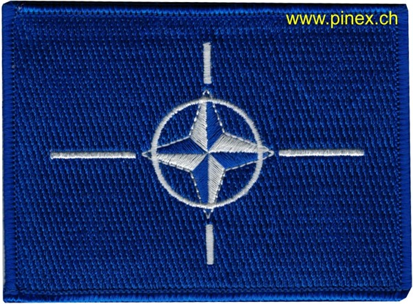 Photo de NATO Flagge Patch