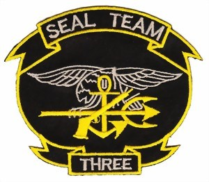 Photo de Seal Team Three Stoffabzeichen