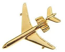 Picture of Vickers VC10 militärisches Tankflugzeug Pin