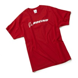 Photo de Boeing T-Shirt rot