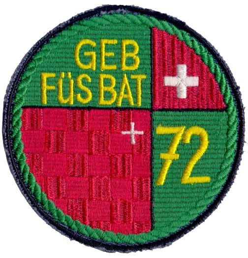 Picture of Geb Füs Bat 72 grün