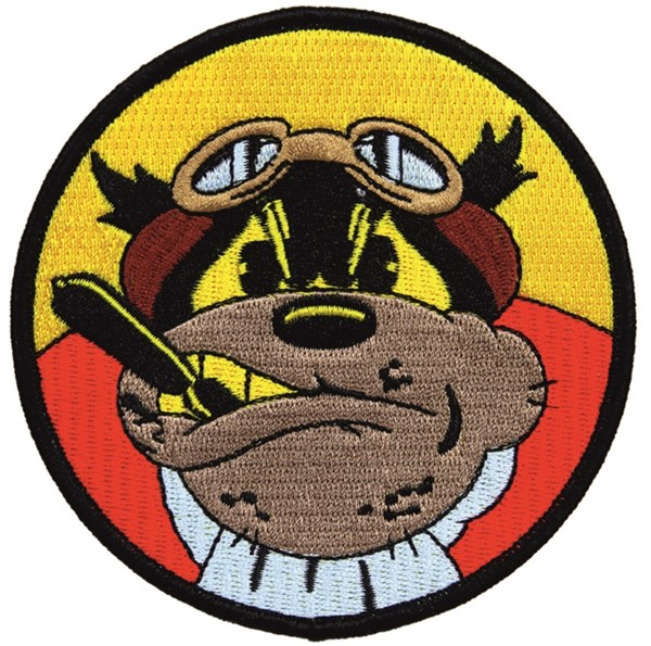 Bild von Flying Bulldog Pilot Fun Patch
