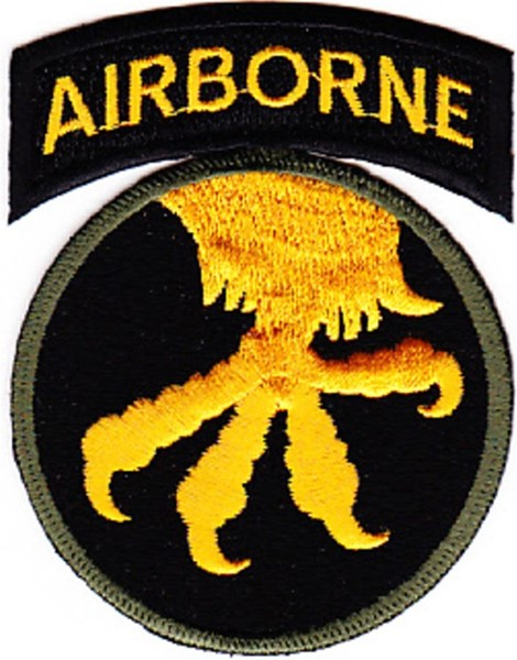 "Bild von 17th Airborne Division WWII ""Thunder from Heaven"""