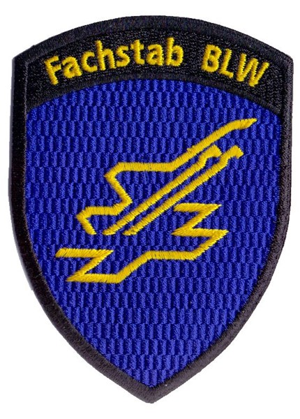 Picture of Fachstab BLW Badge ohne Klett