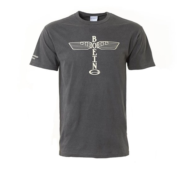 Photo de Boeing Totem Logo T-shirt