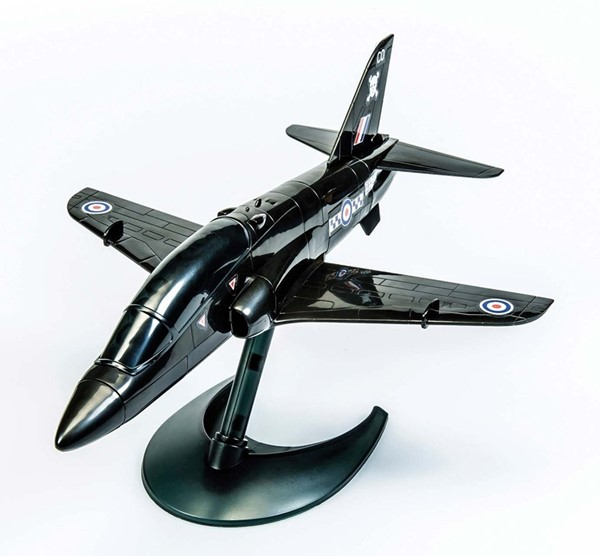 Bild von Airfix BAE Hawk Royal Air Force Baustein Bausatz