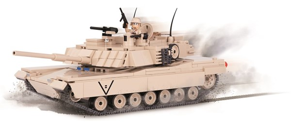 Photo de M1A2 ABRAMS Blocs de Construction char de combat