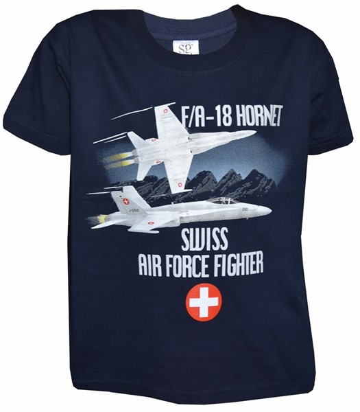 Picture of F/A-18 Hornet T-Shirt for children