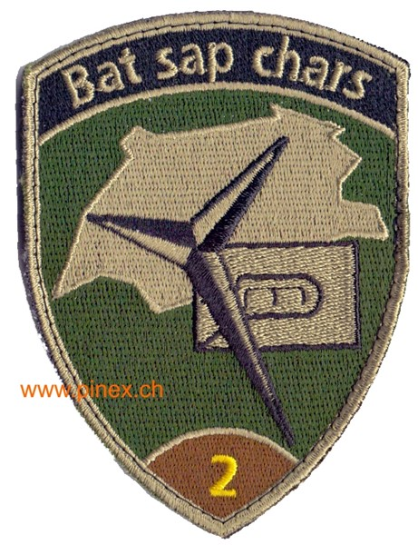 Picture of Bat sap chars 2 braun avec Velcro