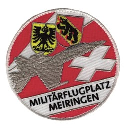 Picture of Military Airfield Meiringen Air Base