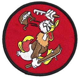 Photo de Flying Duck Pilot Fun Patch