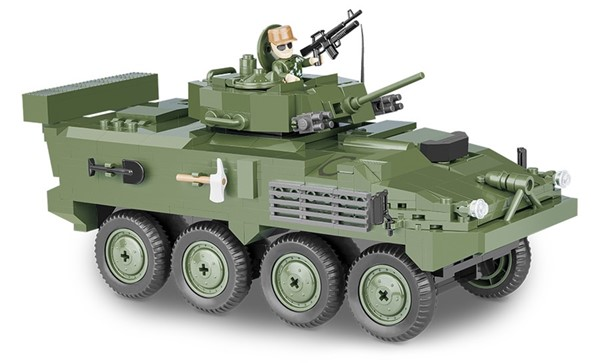 Picture of Cobi LAV III Light Armoured Vehicle APC Baustein Set
