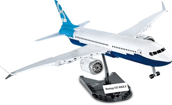Picture of Cobi Boeing 737 MAX 8  Baustein Set