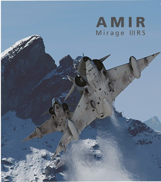 Picture of AMIR Mirage IIIRS Buch