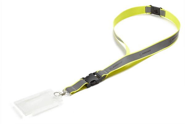 Picture of Boeing Neon Lanyard
