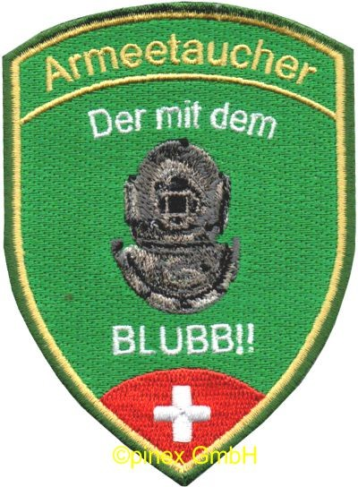 Photo de Armeetaucher Armee 21 Fun Patch