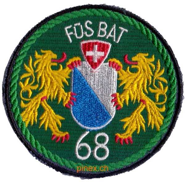 Picture of Füs Bat 68  Rand grün