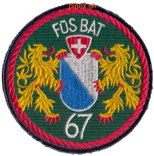 Picture of Füs Bat 67  rot
