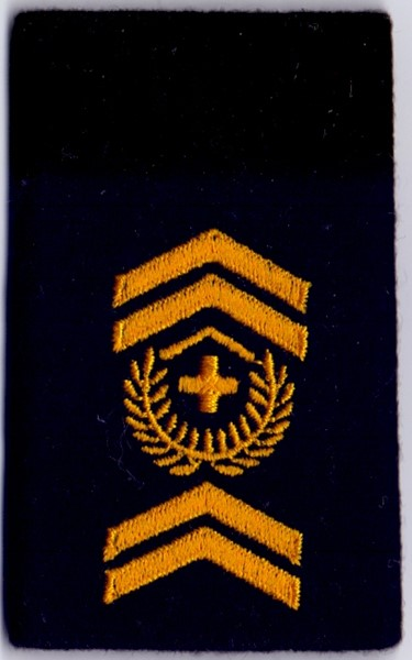 Picture of Shoulder Ranks Swiss Air Force