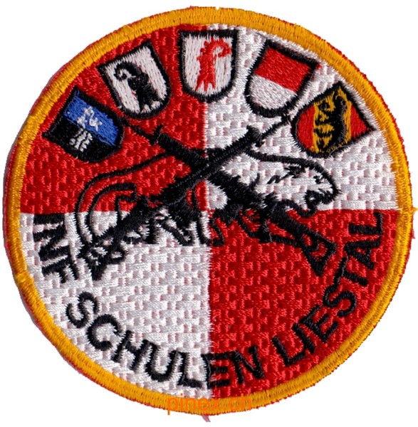 Picture of Badge der Infanterie Schulen Liestal