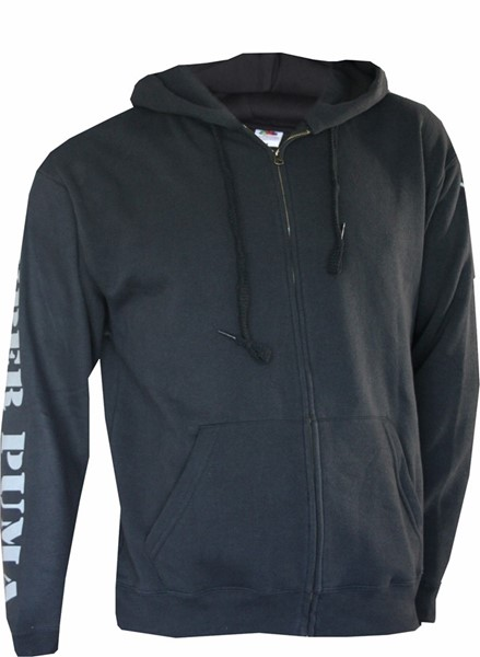 Picture of Super Puma Zip Pullover bedruckt