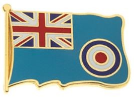 Picture of RAF Royal Air Force Logo Flagge Abzeichen Pin