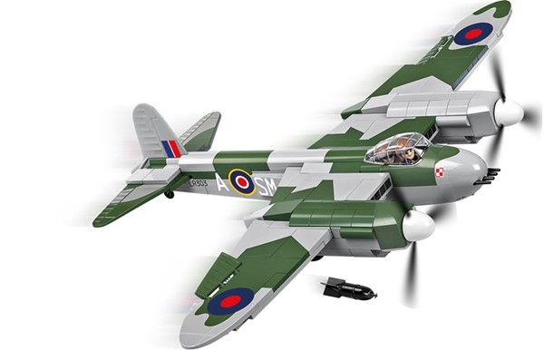 Picture of Cobi de Havilland Mosquito MK VI Bomber Royal Air Force Baustein Set