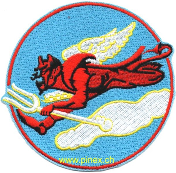 Picture of 302nd fighter squadron Tuskegee Airmen Patch WWII US Air Force Abzeichen