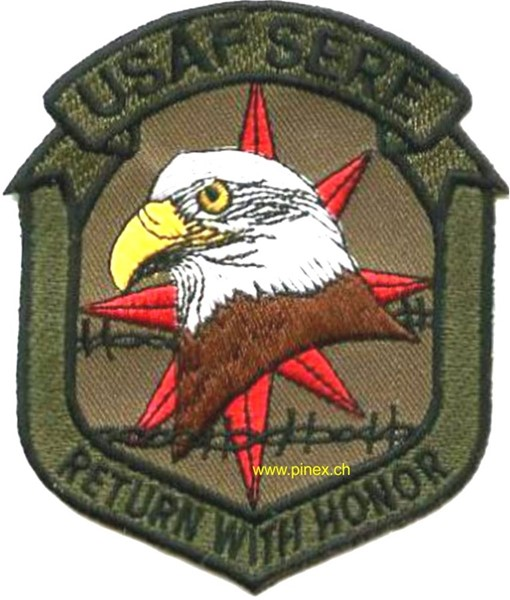 Bild von US Air Force SERE Training ACU Patch Abzeichen Return with Honor