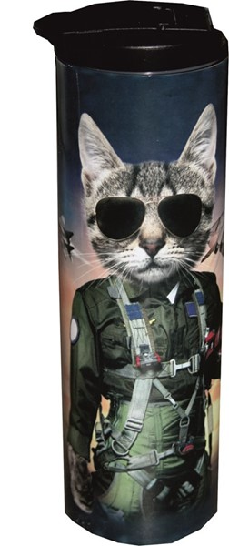 Photo de Travel Mug Tomcat
